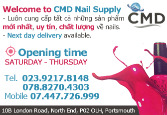cmd nail supply